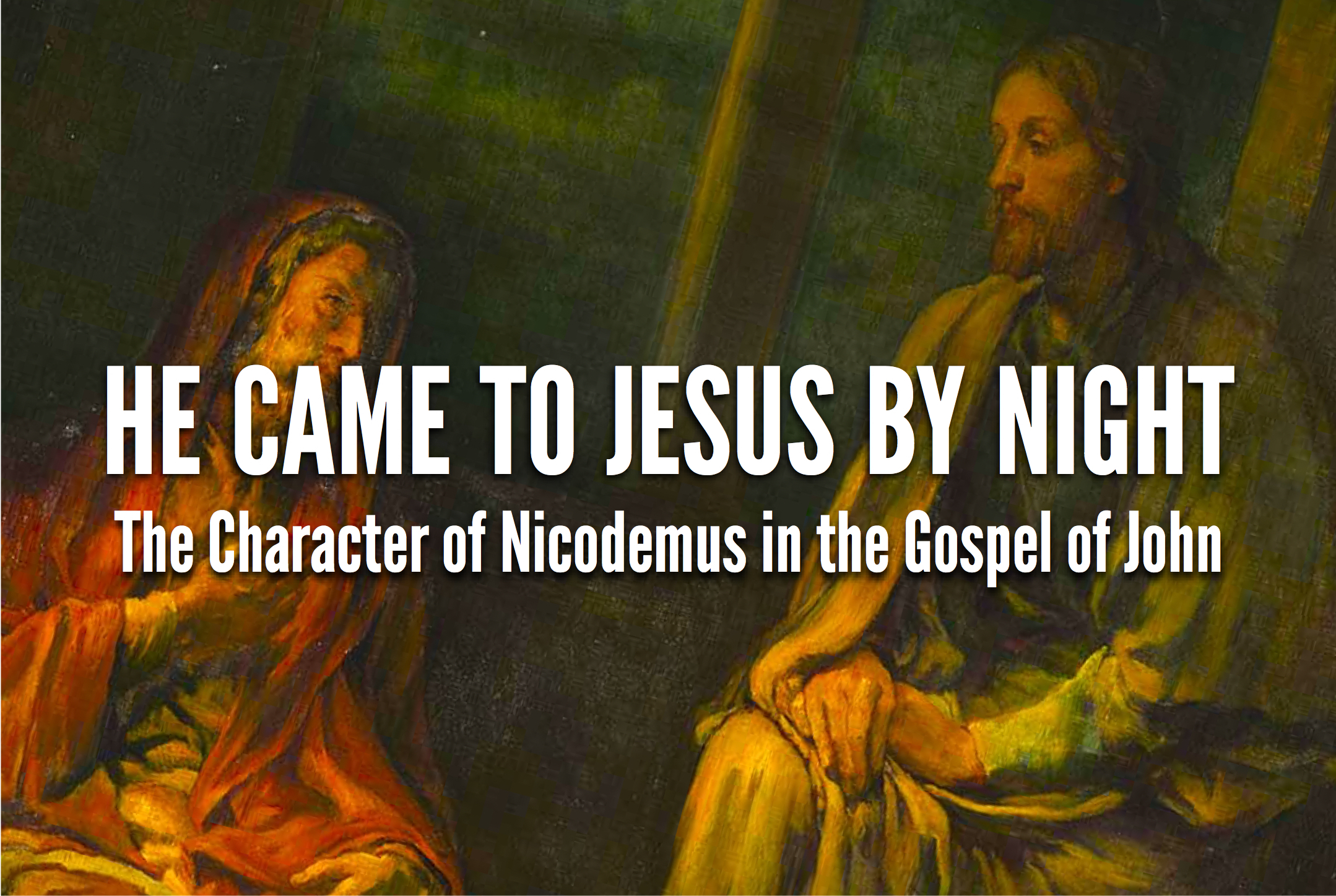 johns gospel nicodemus essay Can you summarize the gospel of john what is the gospel of john all with nicodemus that explains salvation and preached the truths of the gospel.